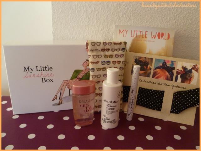 Photo de famille - My Little Sunshine Box