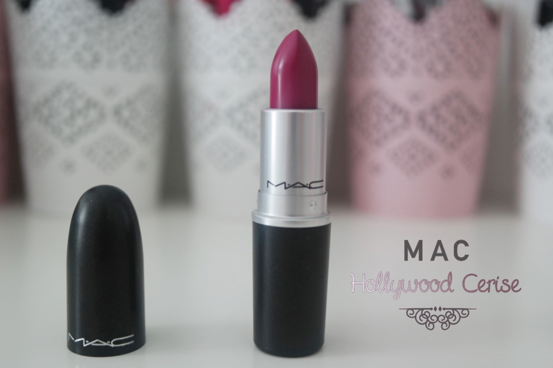Souvent Hollywood Cerise - MAC WL78